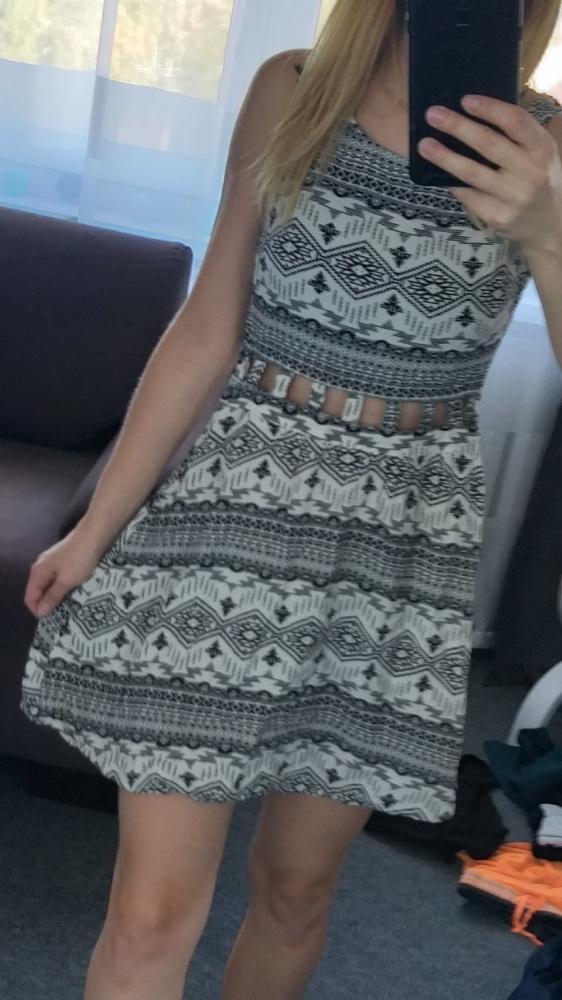 Suknie i sukienki Sukienka H&M M