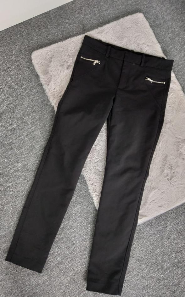 Spodnie czarne Zara rS...