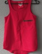 Bluzka czerwona Atmosphere XS...