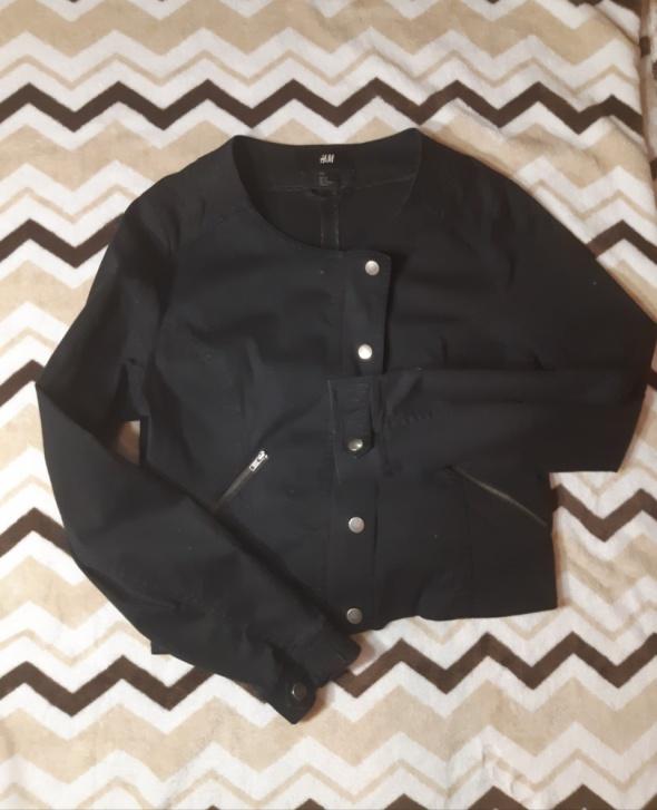 Odzież wierzchnia Jeansowa kurtka h&m 42