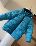 Niebieska kurtka zimowa dla chłopca...