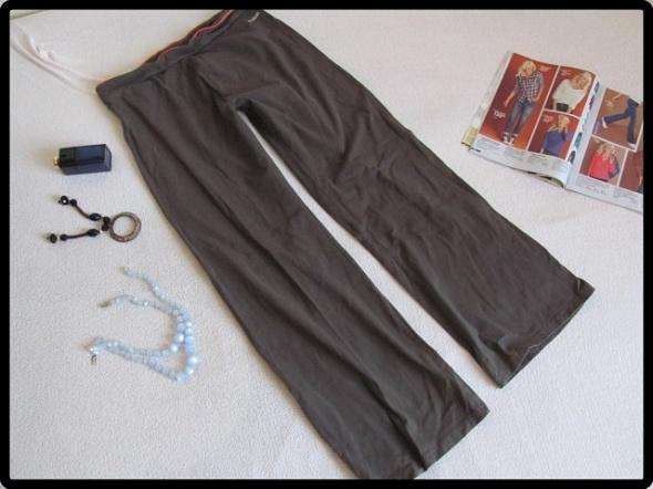 REEBOK spodnie dresowe dresy rozmiar L