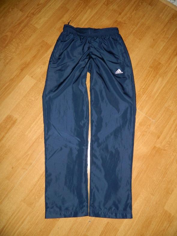 ADIDAS spodnie dresowe na podszewce roz 36 38 na 168