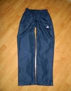 ADIDAS spodnie dresowe na podszewce roz 36 38 na 168...