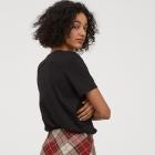 Spódnica H&M trapezowa