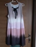 Sukienka cieniowana...