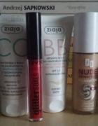 Zestaw kosmetyków do makijażu różne marki Catrice NYX Ziaja...