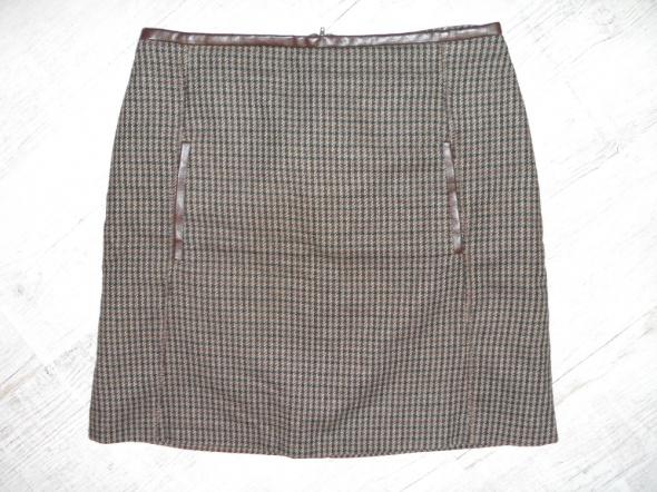 Spódnice Spodniczka w kratkę Camaieu