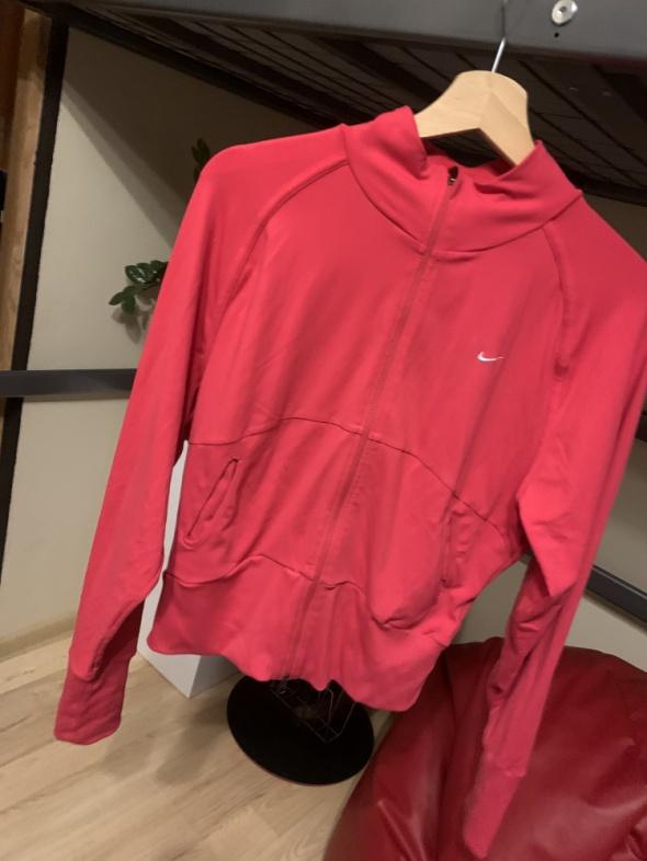 Bluza Nike różowa