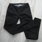 czarne jeansy vila xs