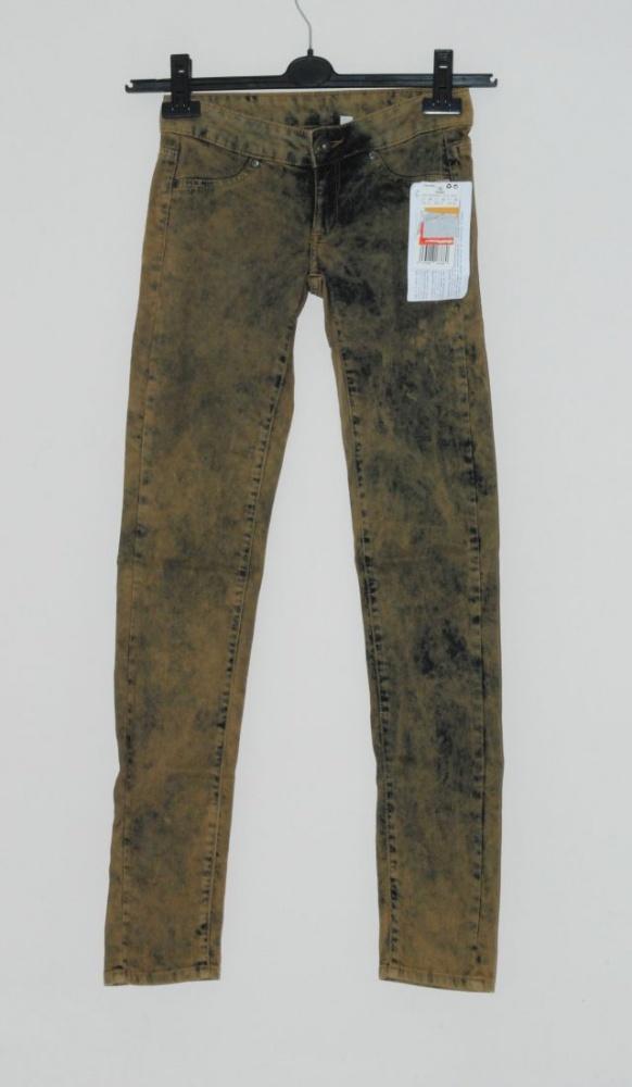 jeansy mango xs