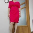 Sukienka fuksja 42