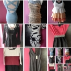 Paka zestaw sukienki tanio 8 sztuk