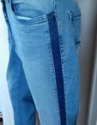 Nowe jeansy slim...