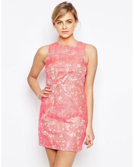 NOWA neon sukienka S M z butiku ASOS