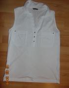 Biała bluzka...