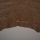 ażurowy sweter stradivarius m