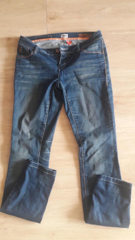 spodnie rurki Only 36...
