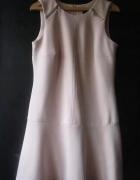 MOHITO sukienka pudrowy róż 40 42