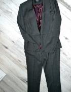 Kostium damski biznesowy slimowany HIT 38