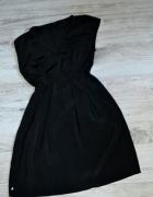 Sukienka czarna H&M 36 34