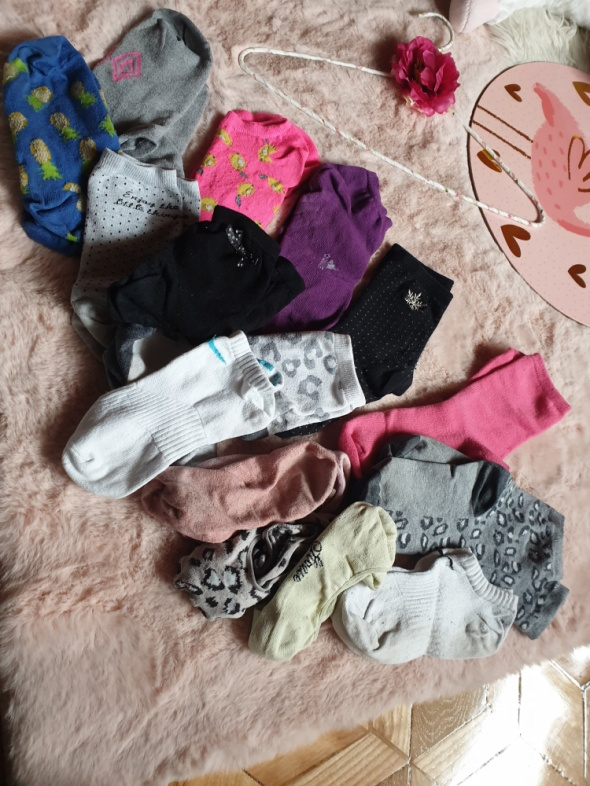 Zestaw Skarpetek Skarpetki socks