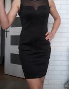 Amisu sukienka czarna...