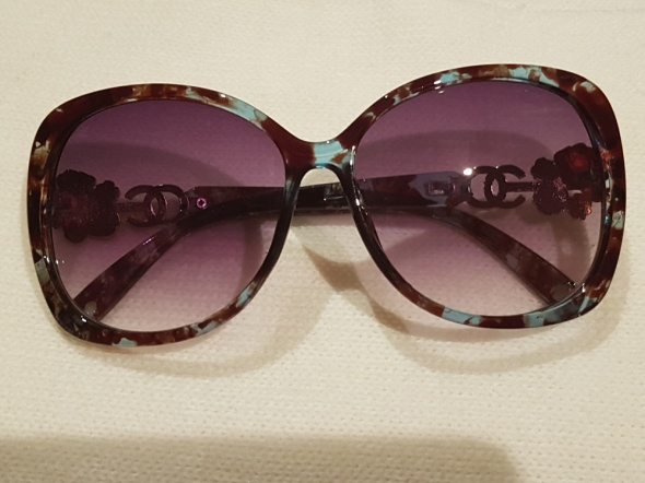 Nowe okulary przeciwsloneczne