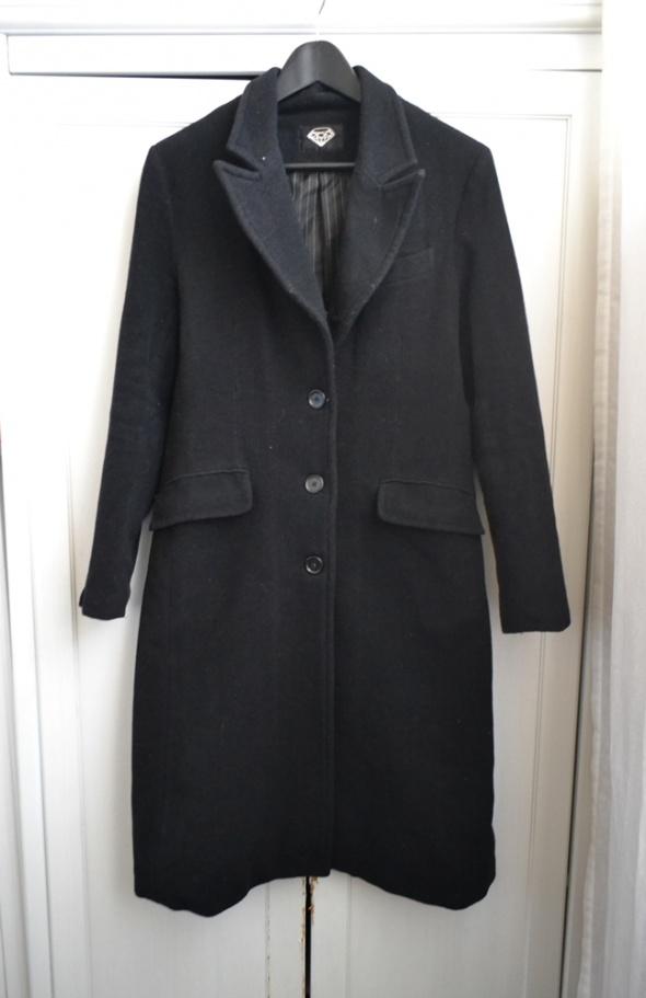Płaszcz wełna wełniany L 40
