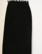 Czarna długa spódniczka R 36...