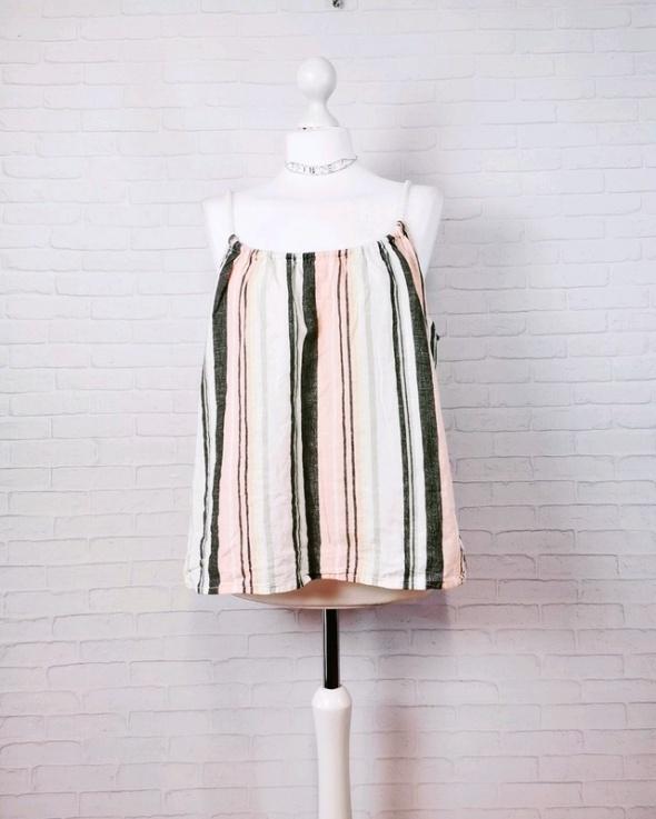 16 44 2XL XXL New Look Plus Size Kolorowa paskowana bluzeczka...