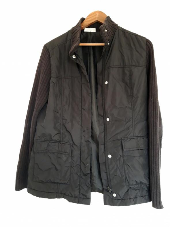Odzież wierzchnia kurteczka czarna C&A 44