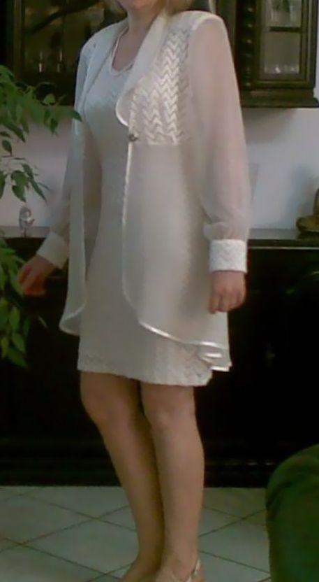 sukienka z wdziankiem