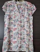 Koszula tunika w kwiatuszki roz 42 44...