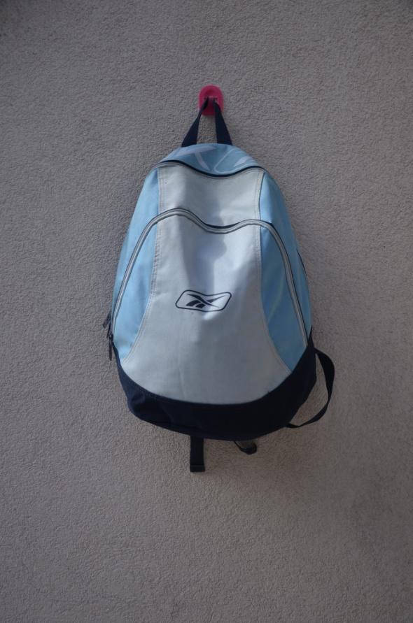 Plecaki REEBOK plecak niebieski granatowy turkusowy