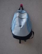 REEBOK plecak niebieski granatowy turkusowy...