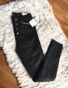 Nowe spodnie z wysokim stanem Zara...