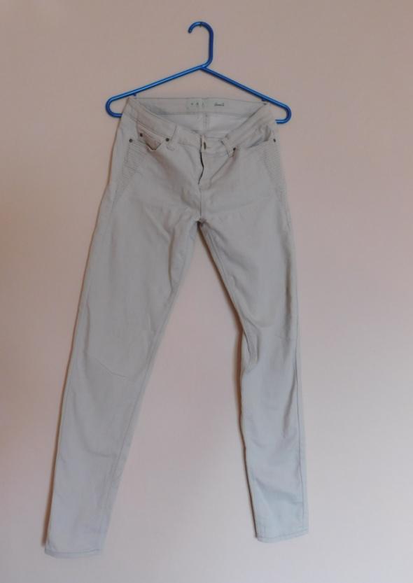 Denim CO nude spodnie 38...