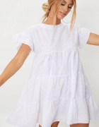 Sukienka ażurowa xxs 32...
