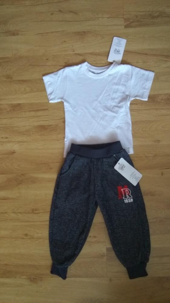 Nowe dresy komplecik dla chłopca 92