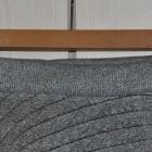 Szara spódnica rozkloszowana Zara S 36 nowa z metk