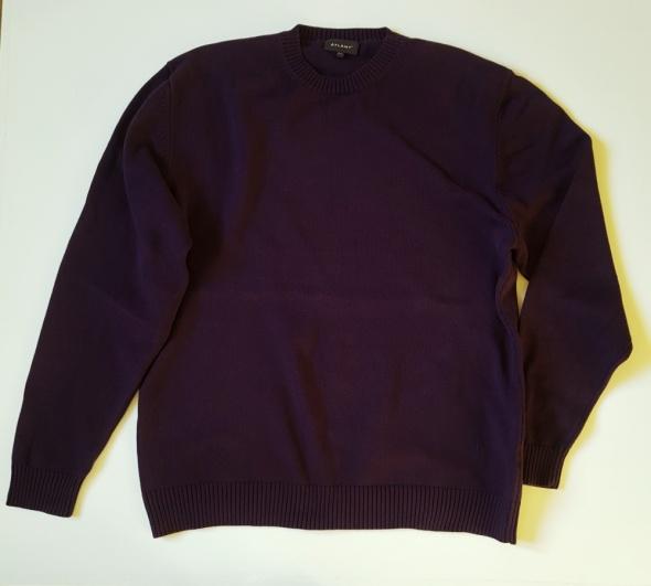 ATLANT Sweter męski bawełniany XXL