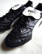 skórzane korki buty sportowe męskie Puma King Pro SG Duo Flex c...