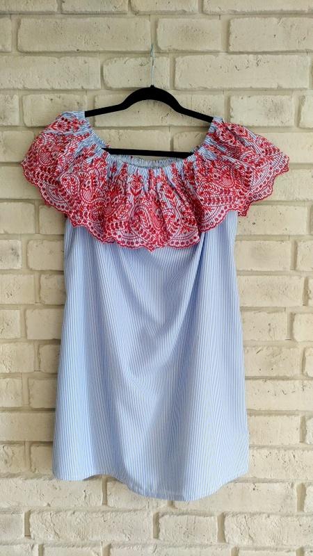 Krótka sukienka lub tunika hiszpanka 40 42 44