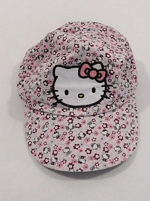 H&M Hello Kitty czapka dziewczeca 5 lat