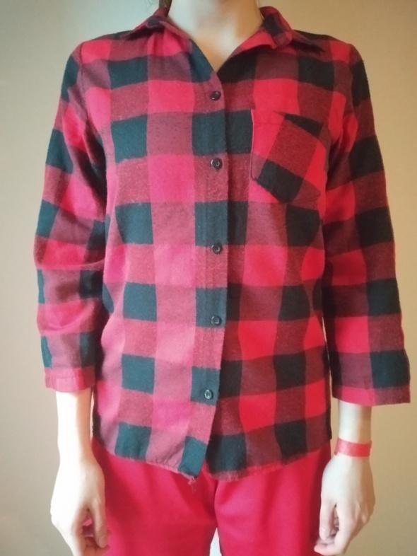 Koszule Koszula w kratkę