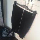 Ołówkowa spódnica z zamkiem hm