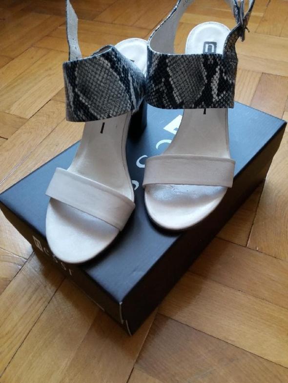 Sandały Sandały Nessi