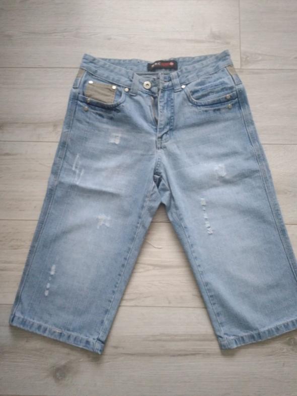Spodnie dżinsowe męskie