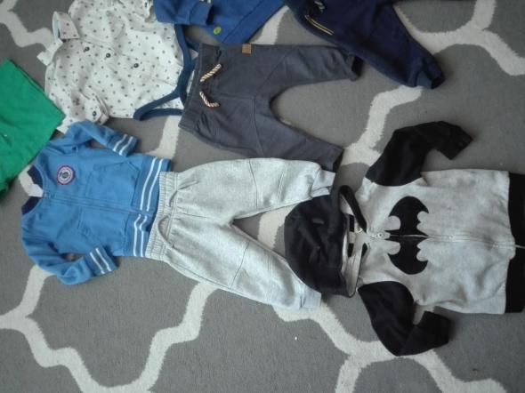 Dresy Ubranka dla chłopca